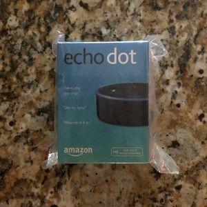 Echo dot. 2nd Generation. New.